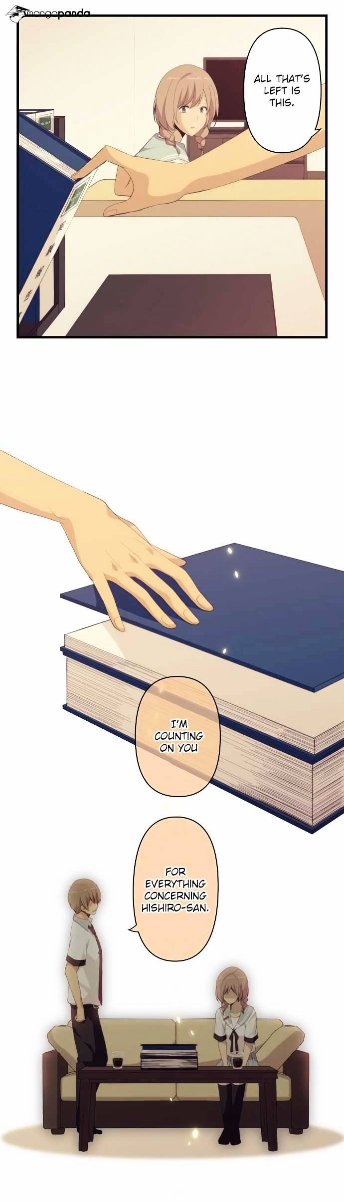 ReLIFE Chapter 119  Online Free Manga Read Image 20