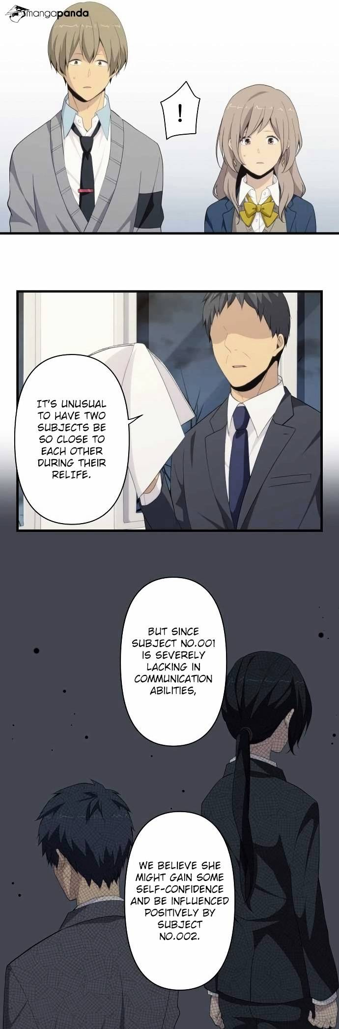 ReLIFE Chapter 119  Online Free Manga Read Image 5