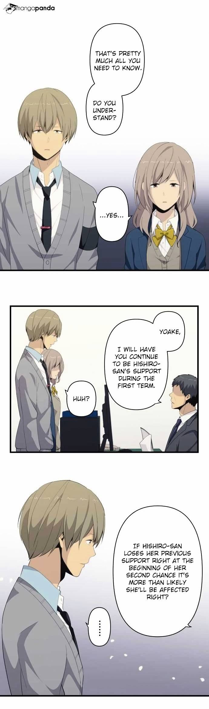 ReLIFE Chapter 119  Online Free Manga Read Image 8
