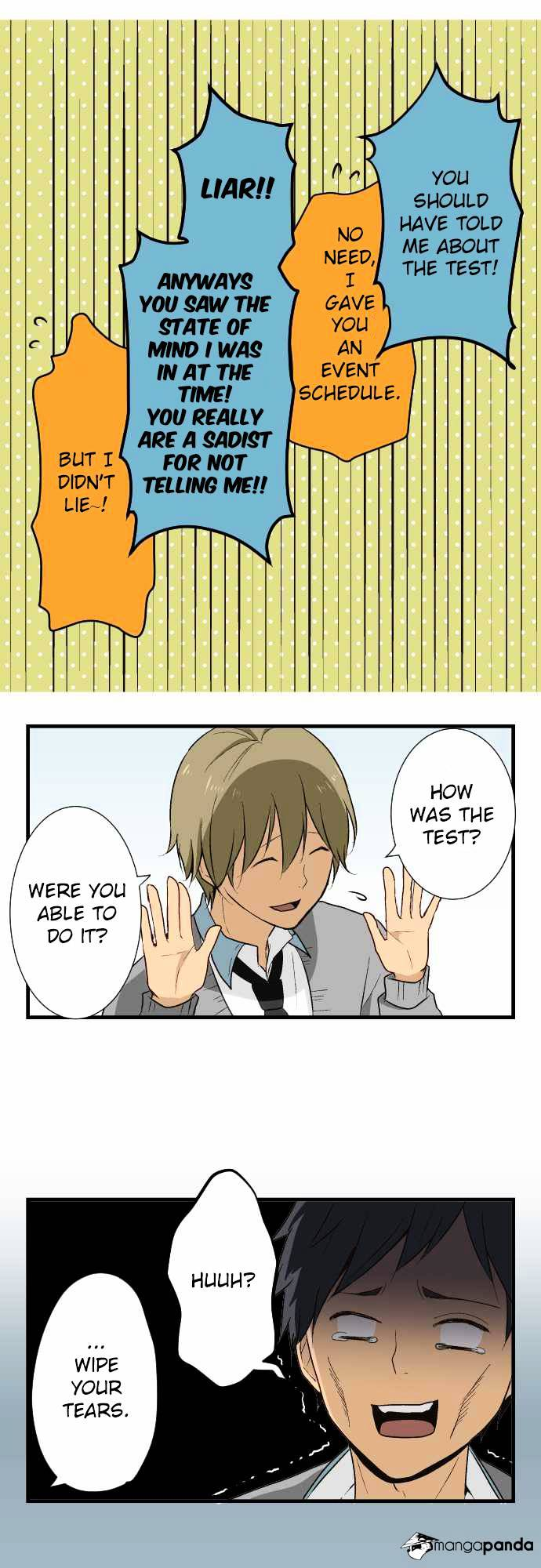 ReLIFE Chapter 12  Online Free Manga Read Image 14