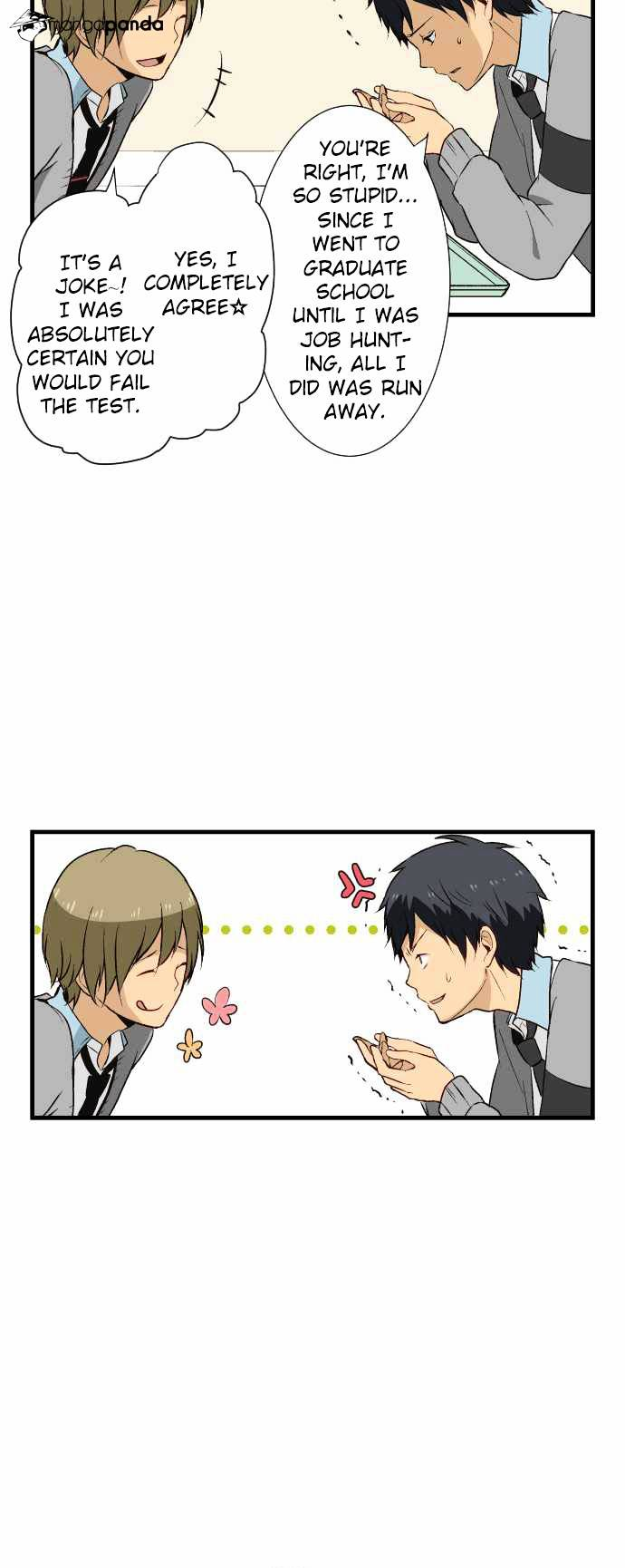 ReLIFE Chapter 12  Online Free Manga Read Image 16