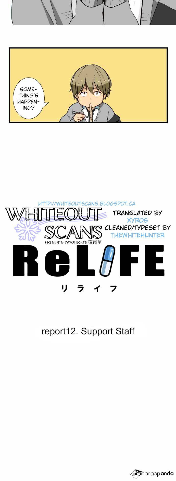 ReLIFE Chapter 12  Online Free Manga Read Image 2