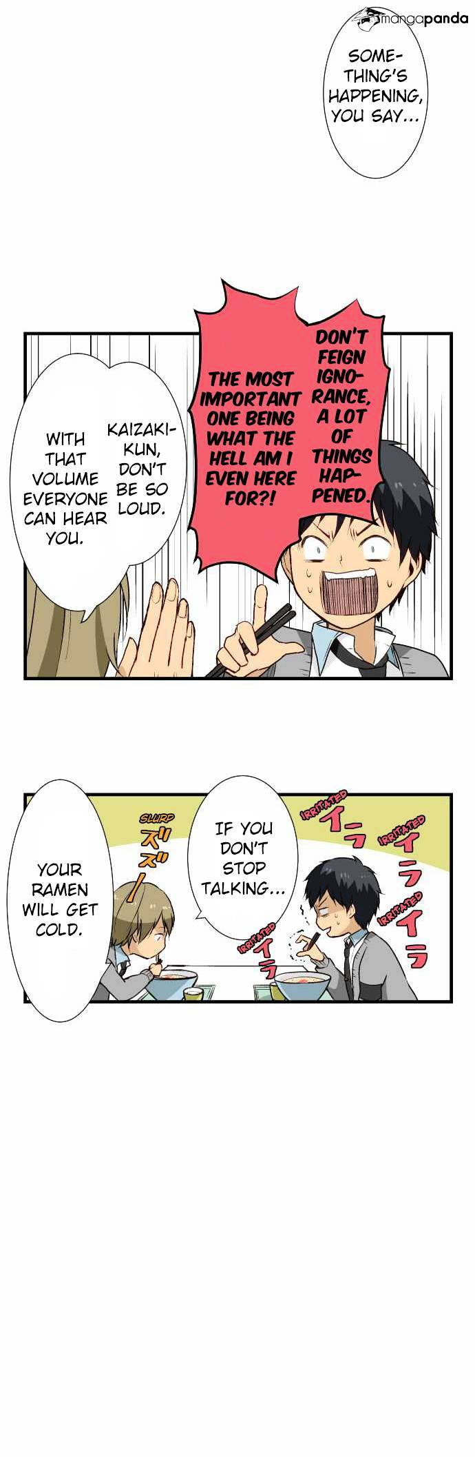 ReLIFE Chapter 12  Online Free Manga Read Image 3