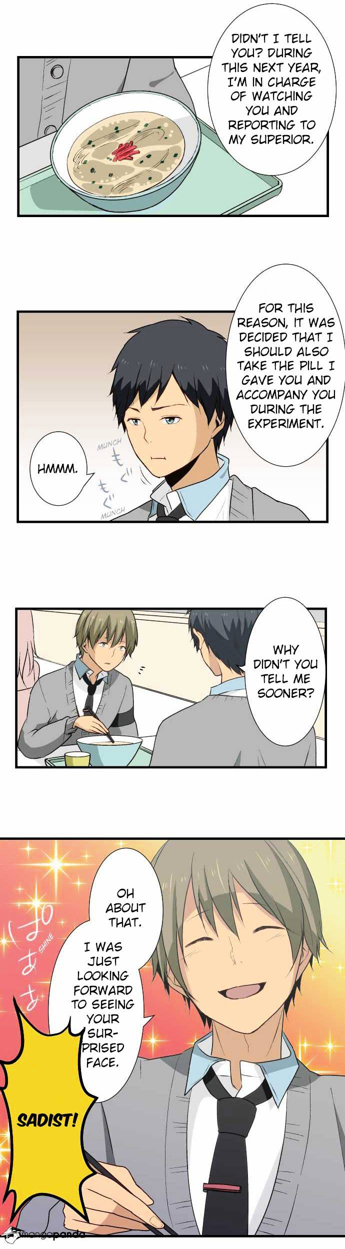 ReLIFE Chapter 12  Online Free Manga Read Image 6
