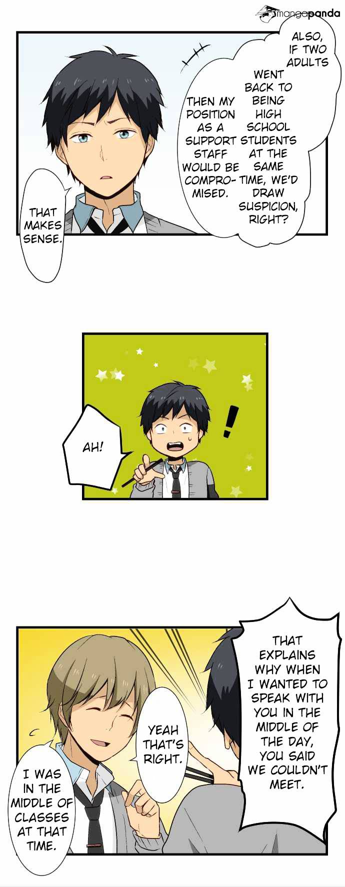 ReLIFE Chapter 12  Online Free Manga Read Image 9