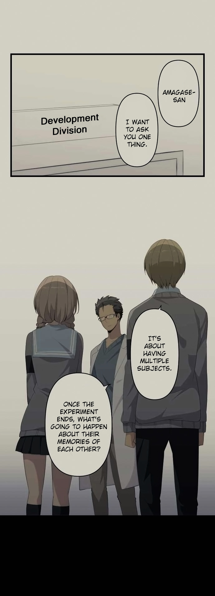 ReLIFE Chapter 120  Online Free Manga Read Image 1