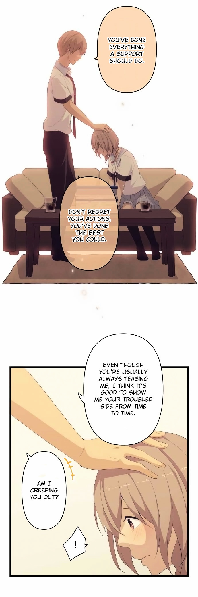 ReLIFE Chapter 120  Online Free Manga Read Image 13