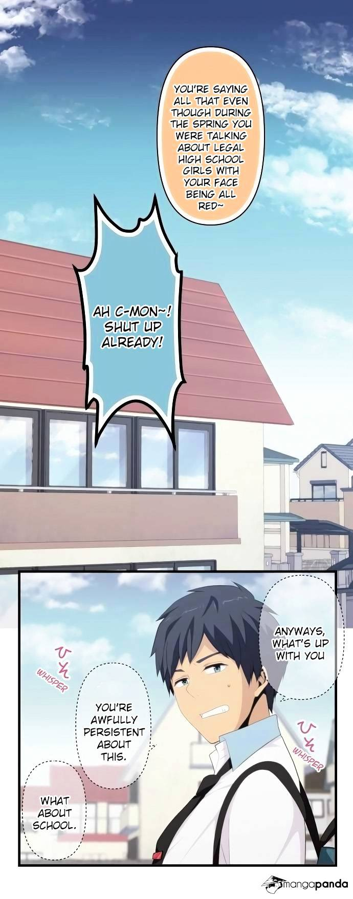 ReLIFE Chapter 121  Online Free Manga Read Image 10