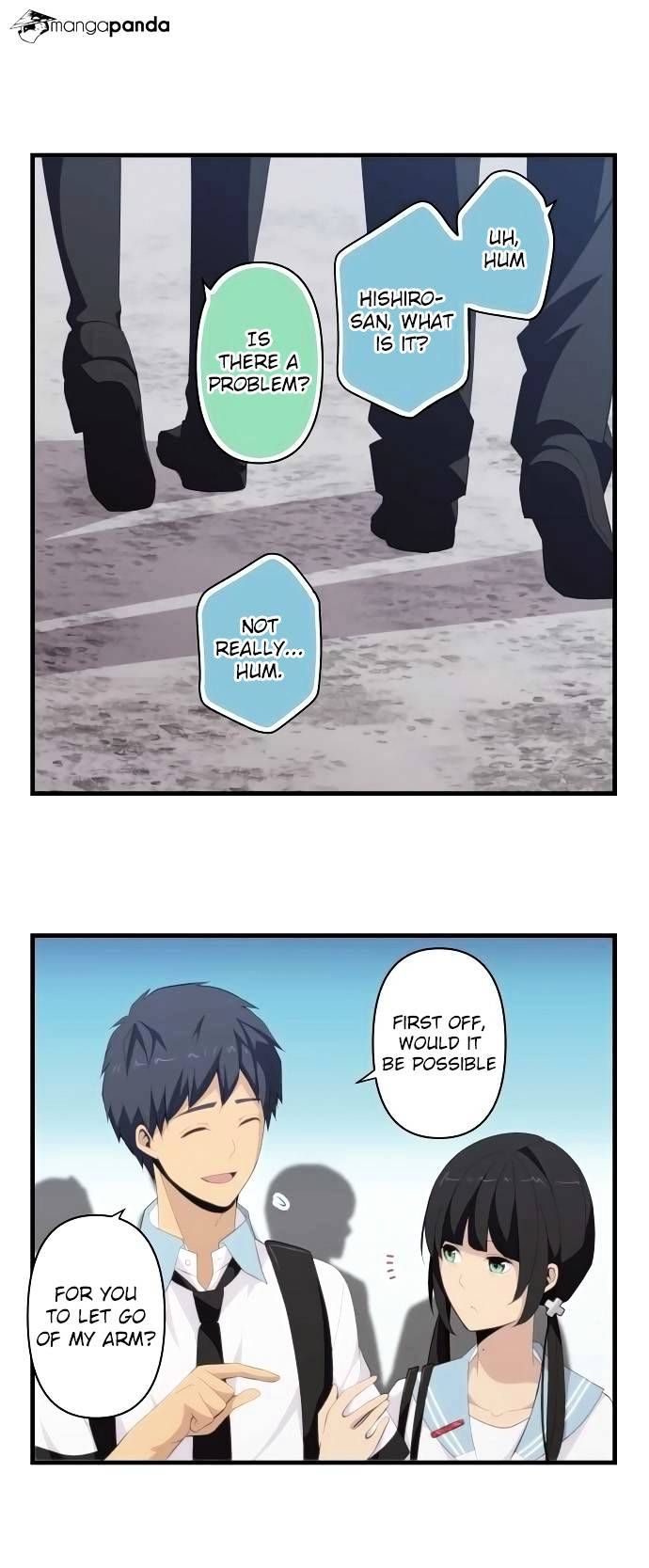 ReLIFE Chapter 122  Online Free Manga Read Image 1