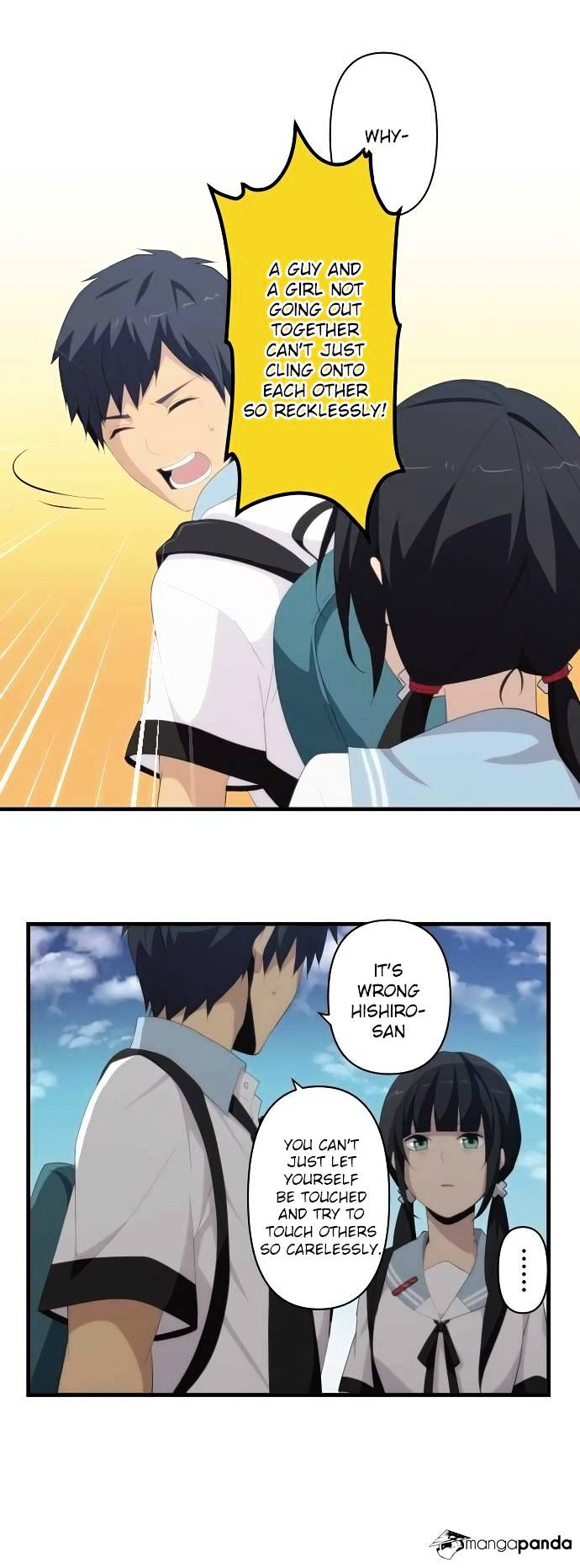 ReLIFE Chapter 122  Online Free Manga Read Image 14