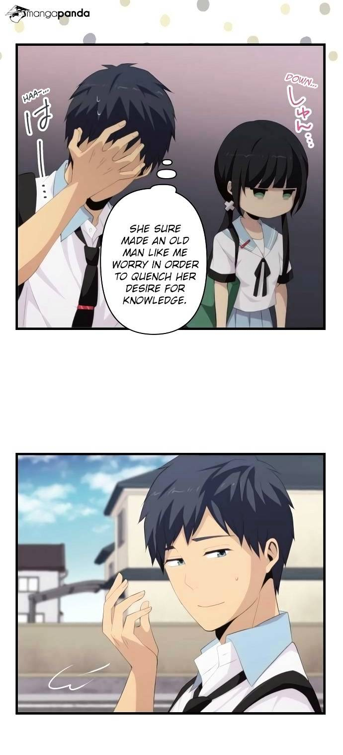 ReLIFE Chapter 122  Online Free Manga Read Image 17