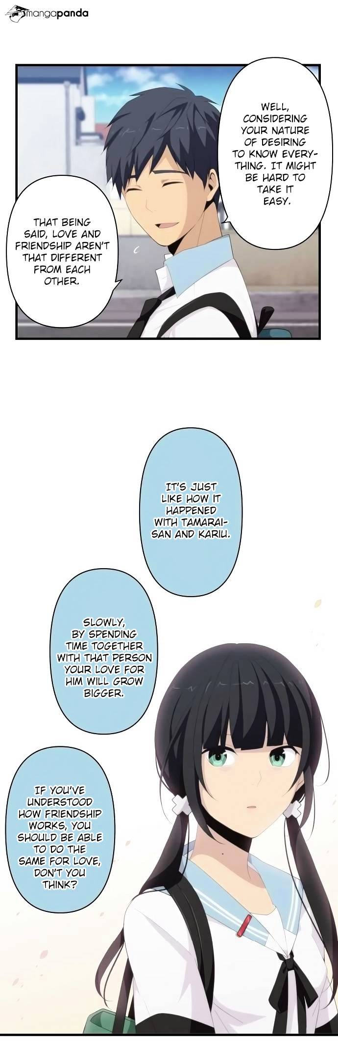 ReLIFE Chapter 122  Online Free Manga Read Image 20