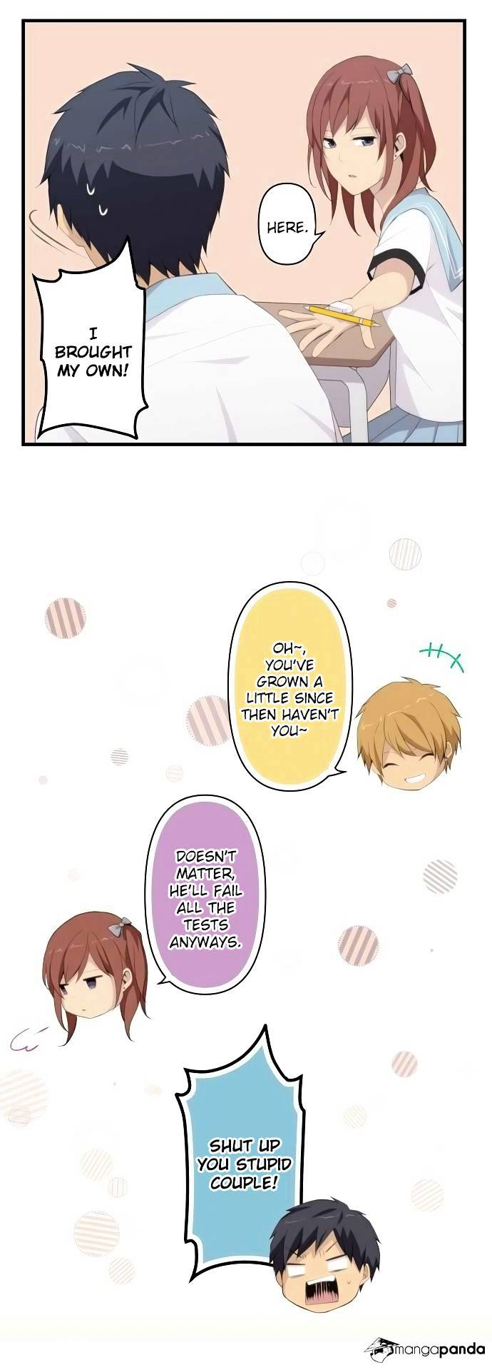 ReLIFE Chapter 123  Online Free Manga Read Image 18