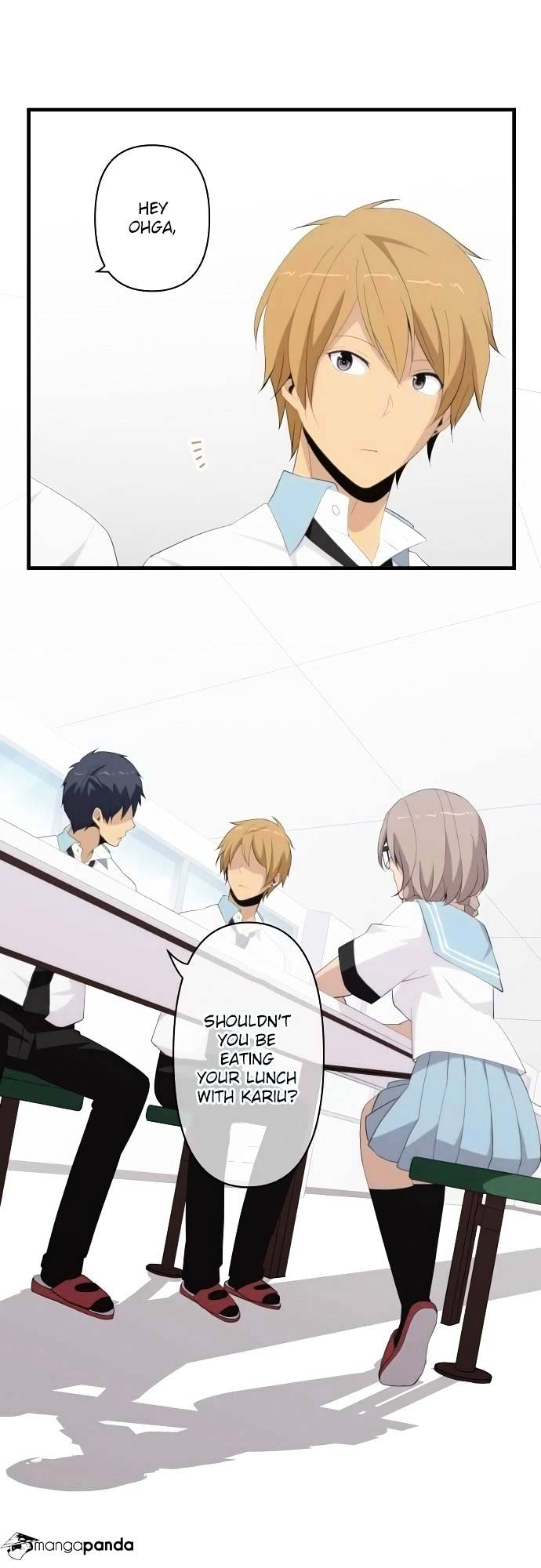 ReLIFE Chapter 124  Online Free Manga Read Image 20