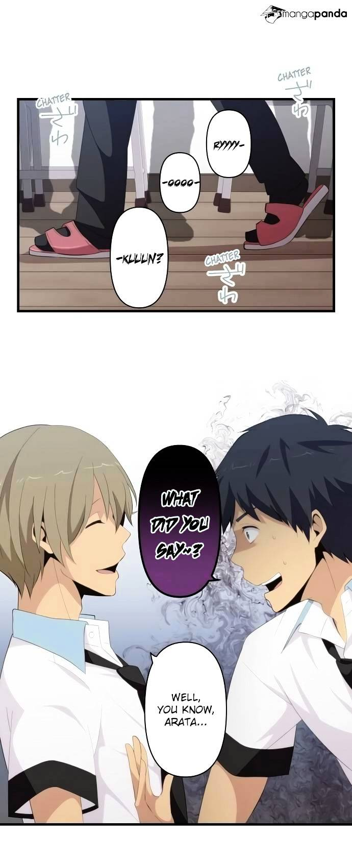 ReLIFE Chapter 126  Online Free Manga Read Image 1