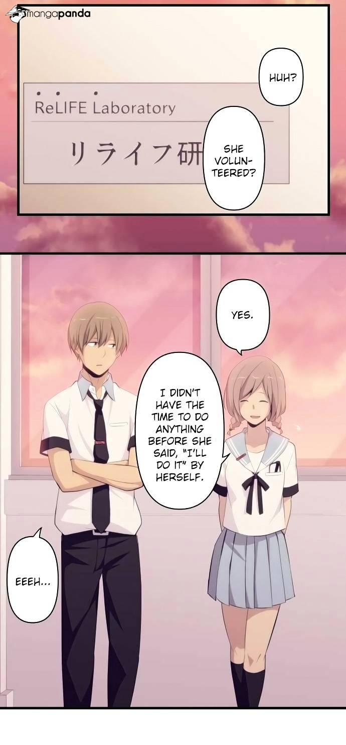 ReLIFE Chapter 126  Online Free Manga Read Image 14