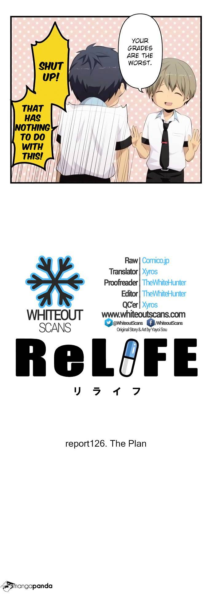 ReLIFE Chapter 126  Online Free Manga Read Image 2