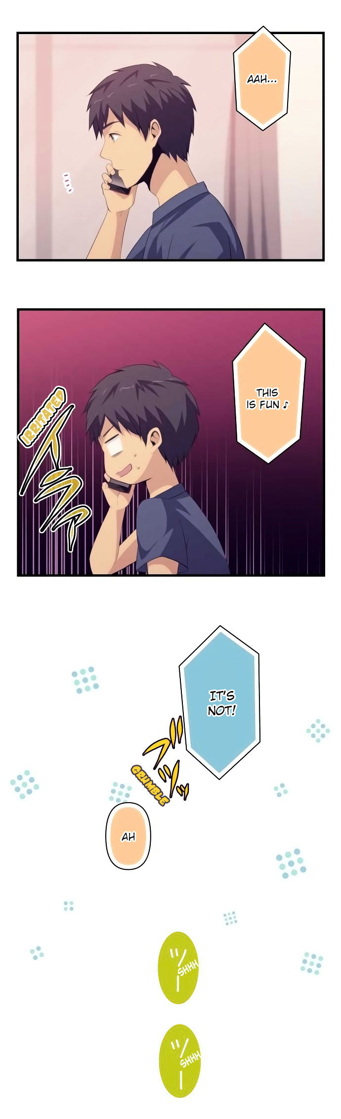 ReLIFE Chapter 127  Online Free Manga Read Image 11