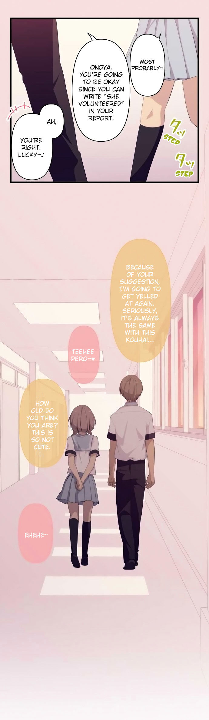 ReLIFE Chapter 127  Online Free Manga Read Image 19