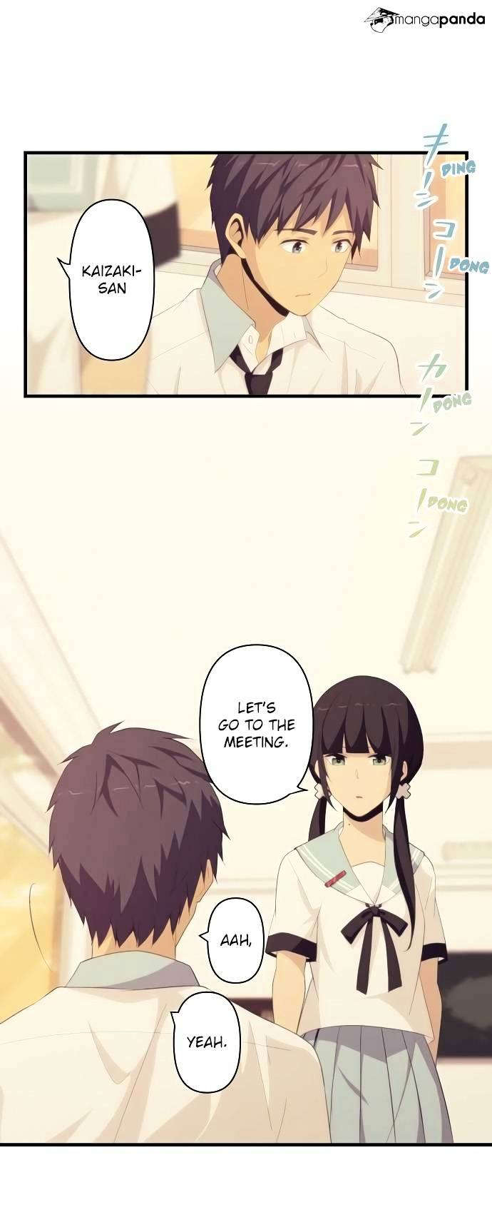 ReLIFE Chapter 128 Online Free Manga Read Image 1