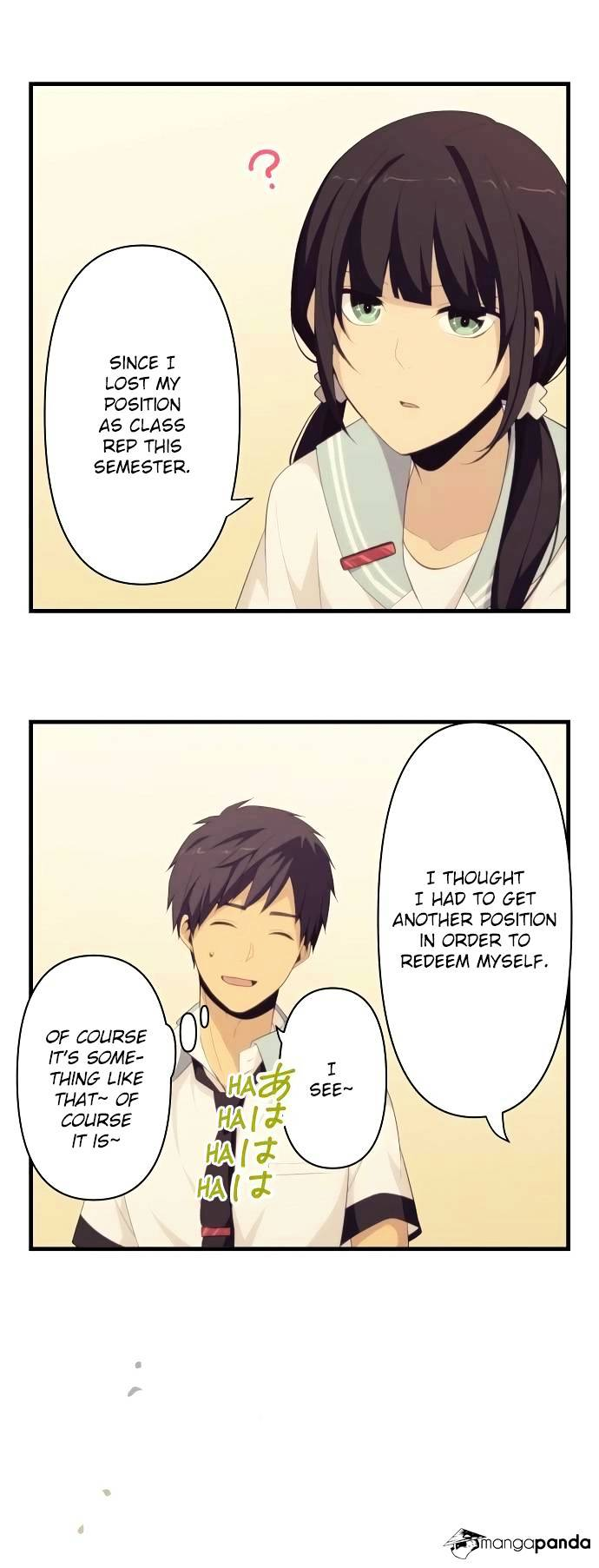 ReLIFE Chapter 128 Online Free Manga Read Image 21