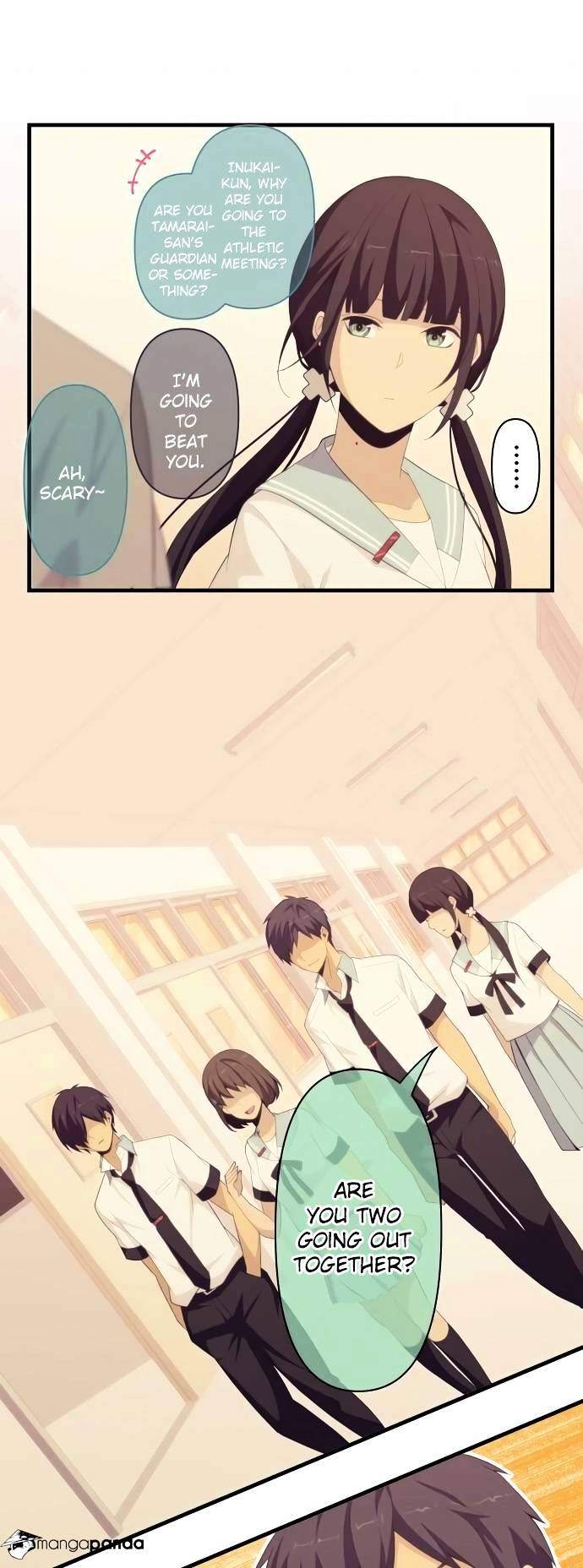 ReLIFE Chapter 128 Online Free Manga Read Image 5