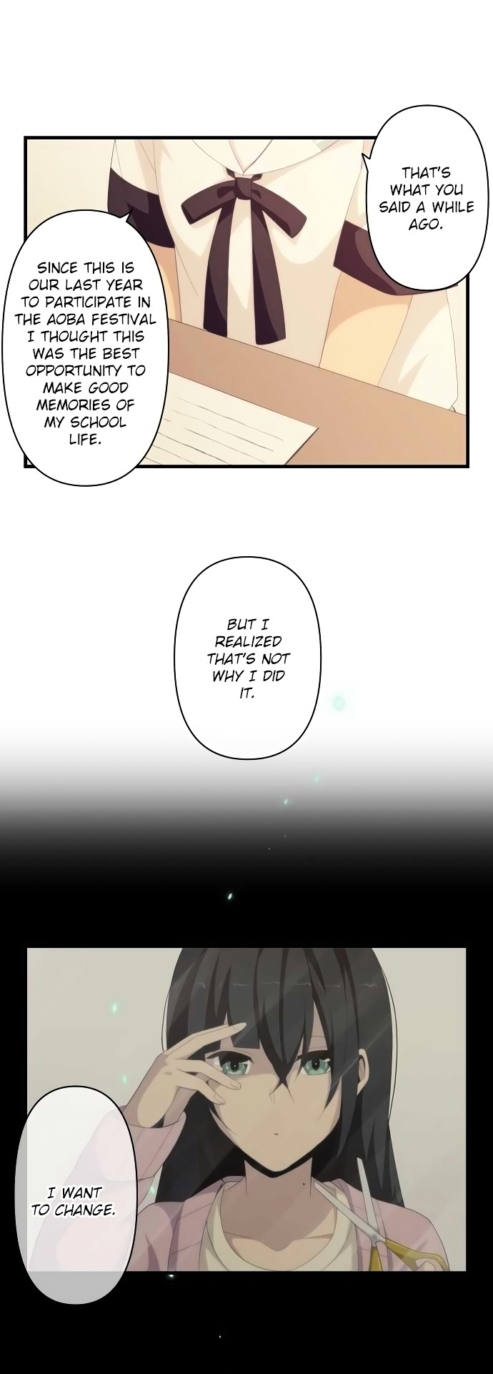 ReLIFE Chapter 129  Online Free Manga Read Image 1