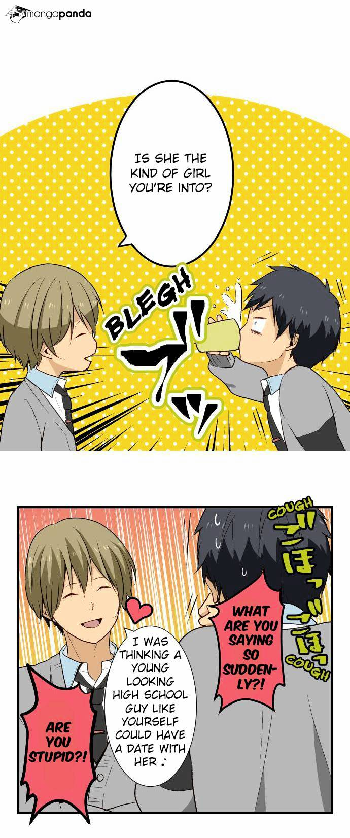 ReLIFE Chapter 13  Online Free Manga Read Image 4
