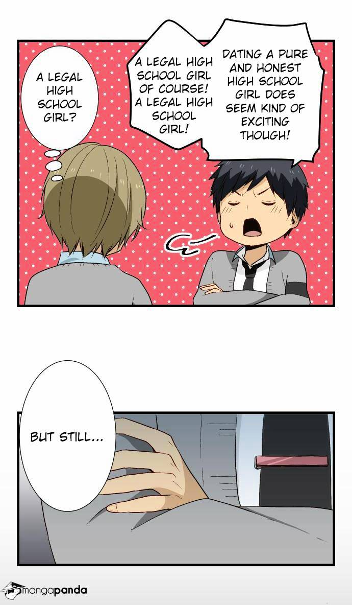 ReLIFE Chapter 13  Online Free Manga Read Image 9