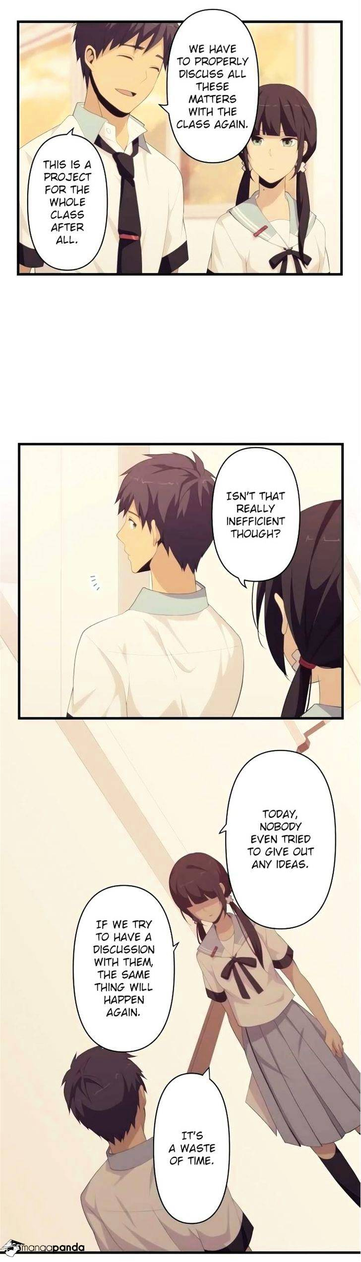ReLIFE Chapter 130  Online Free Manga Read Image 10