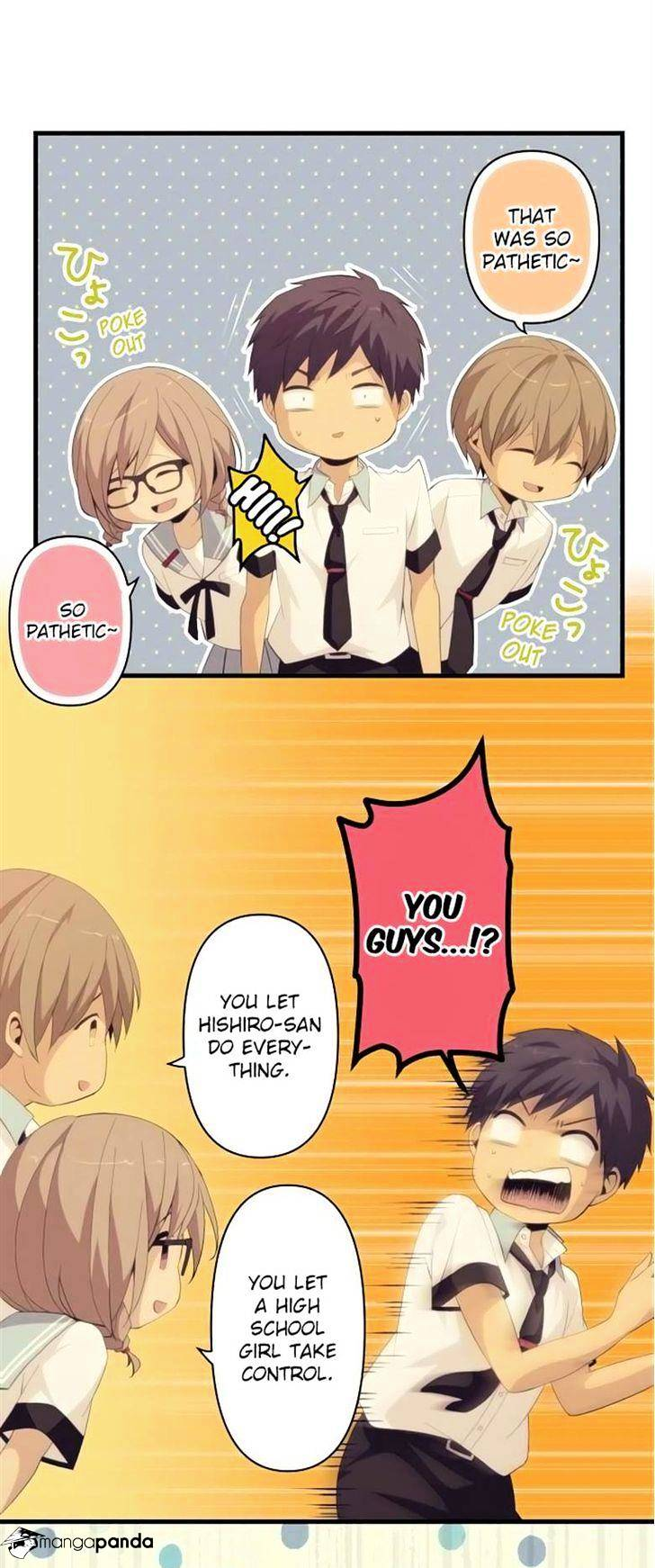 ReLIFE Chapter 130  Online Free Manga Read Image 15