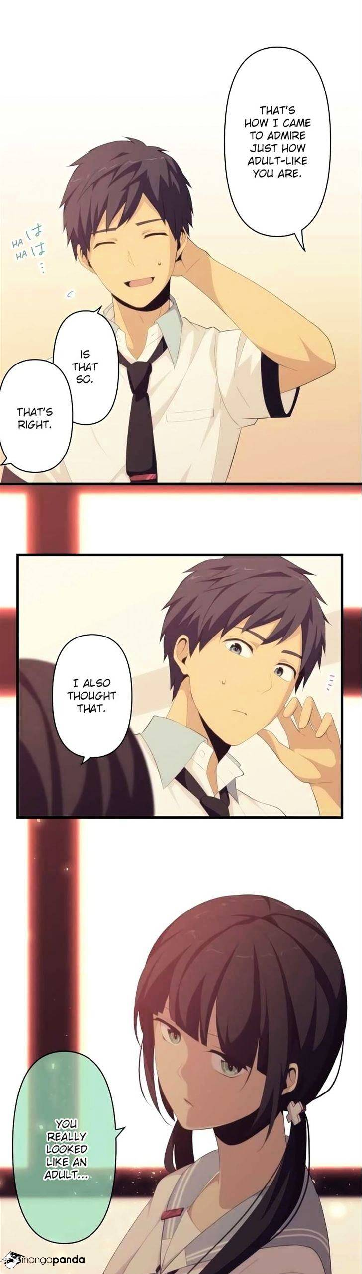 ReLIFE Chapter 130  Online Free Manga Read Image 5