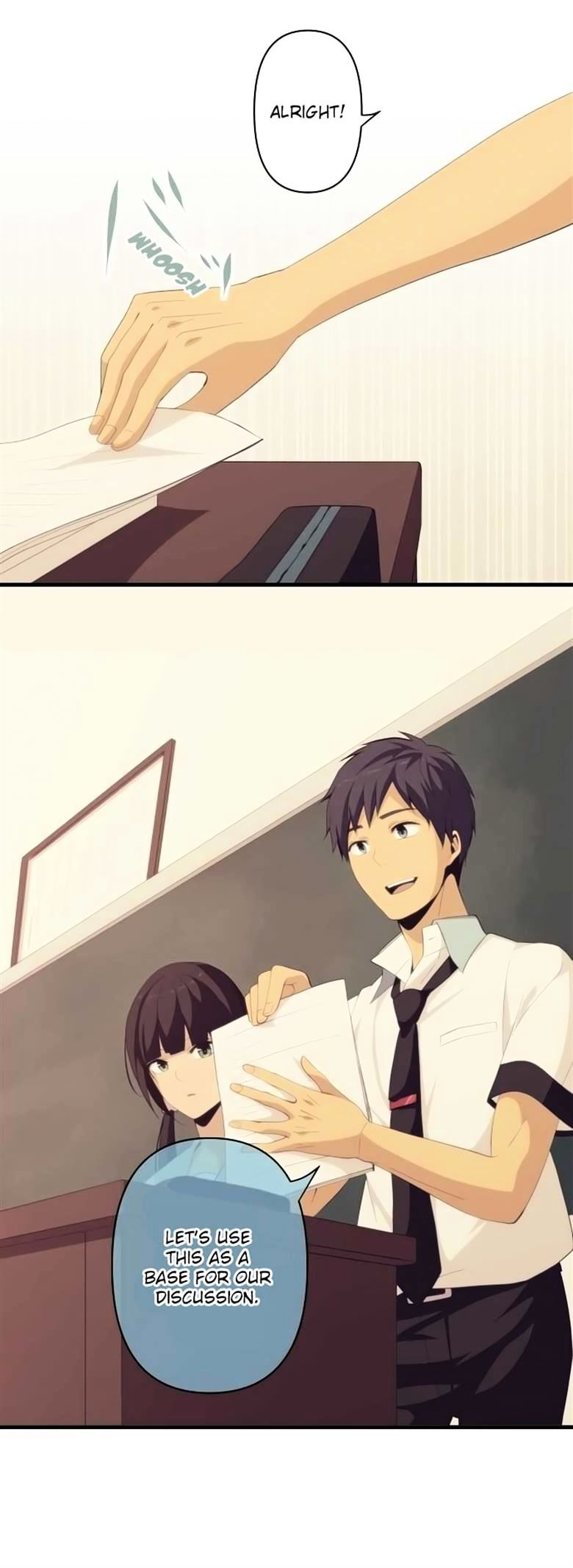 ReLIFE Chapter 131  Online Free Manga Read Image 12