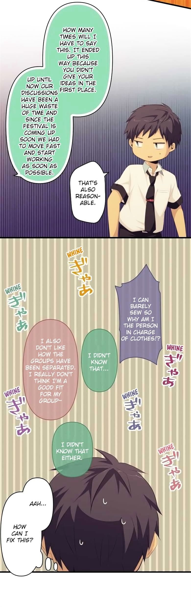 ReLIFE Chapter 131  Online Free Manga Read Image 6