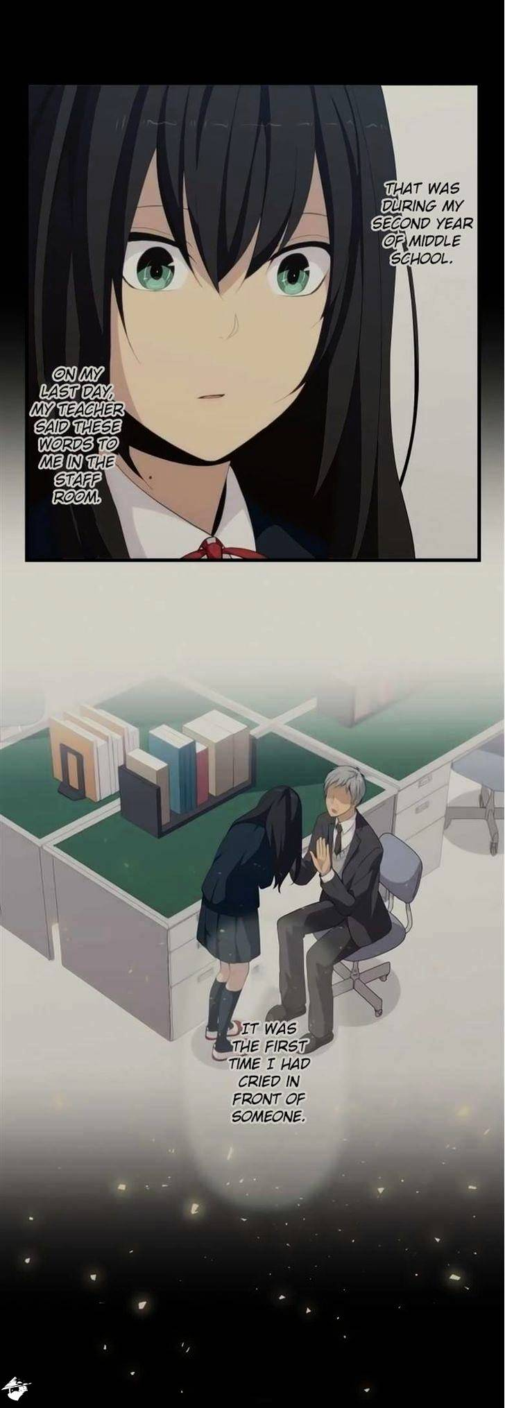 ReLIFE Chapter 132  Online Free Manga Read Image 4