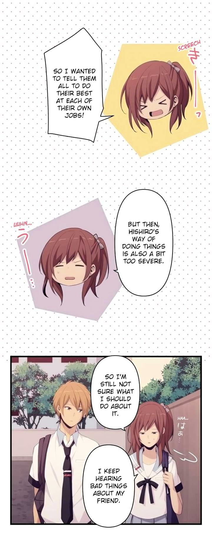 ReLIFE Chapter 133  Online Free Manga Read Image 10
