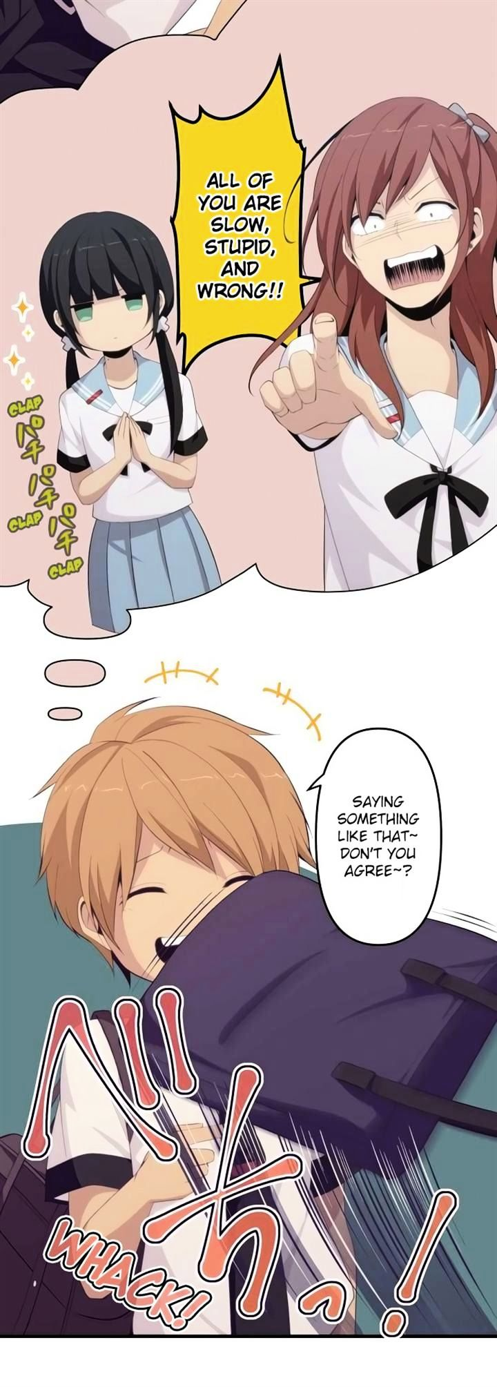 ReLIFE Chapter 133  Online Free Manga Read Image 12