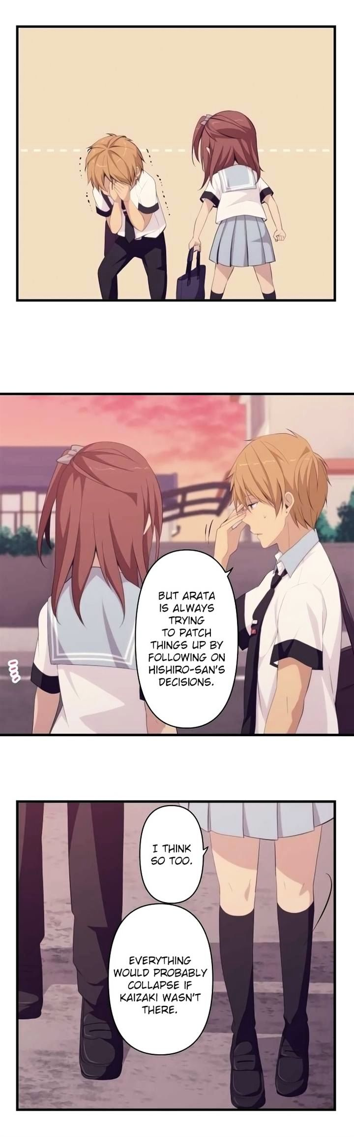 ReLIFE Chapter 133  Online Free Manga Read Image 13