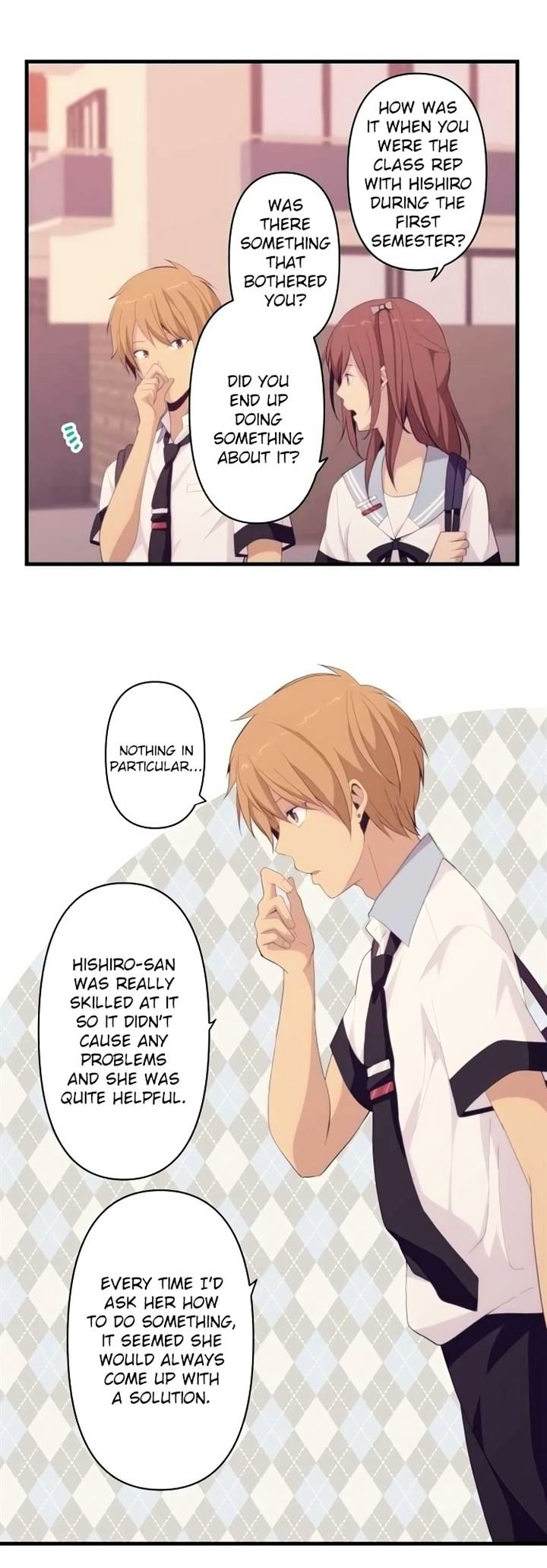 ReLIFE Chapter 133  Online Free Manga Read Image 14