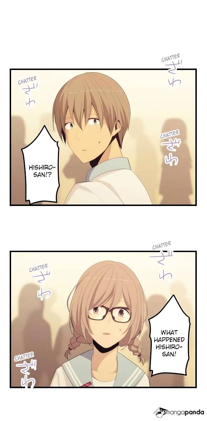 ReLIFE Chapter 134  Online Free Manga Read Image 1