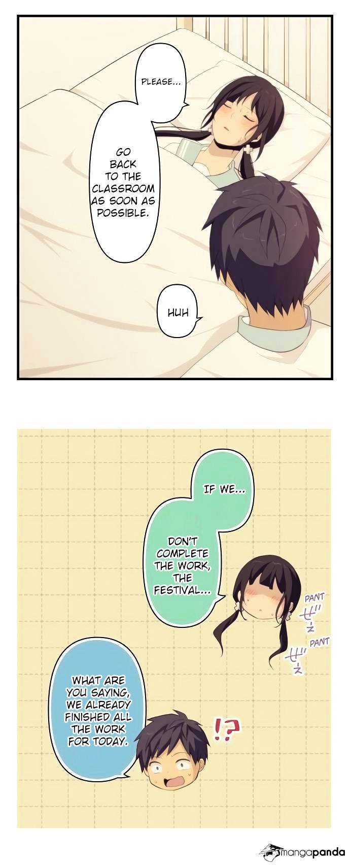 ReLIFE Chapter 134  Online Free Manga Read Image 15