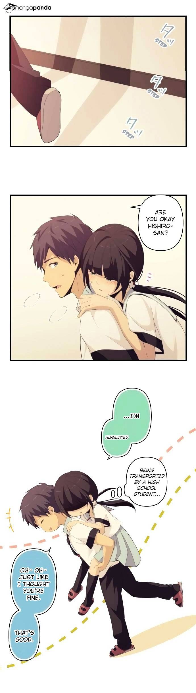 ReLIFE Chapter 134  Online Free Manga Read Image 5