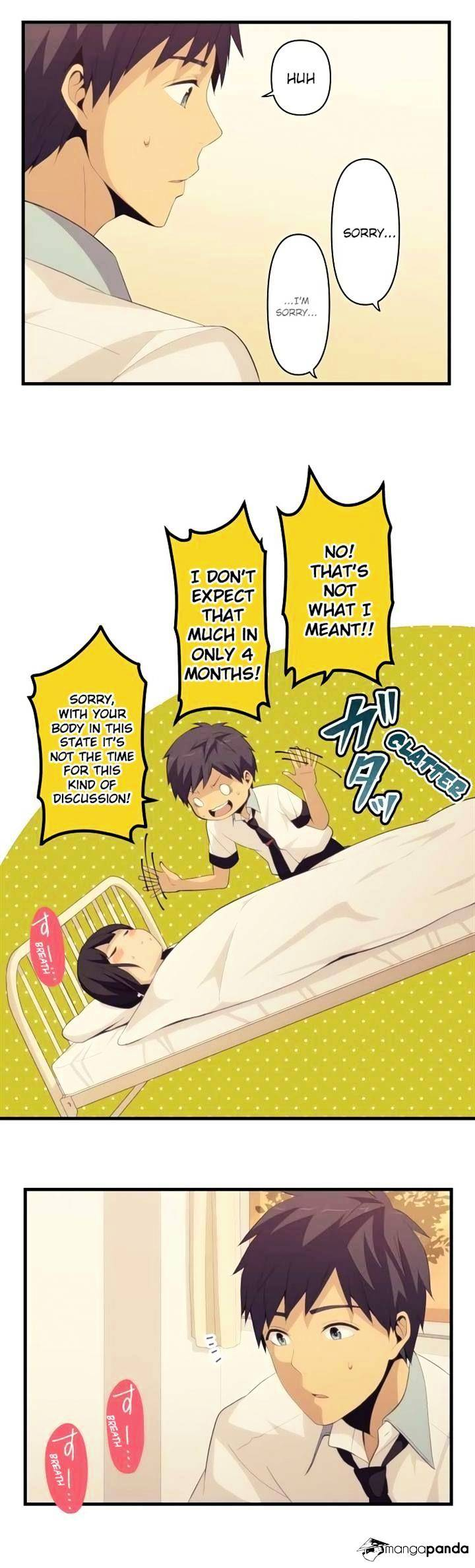 ReLIFE Chapter 135  Online Free Manga Read Image 20