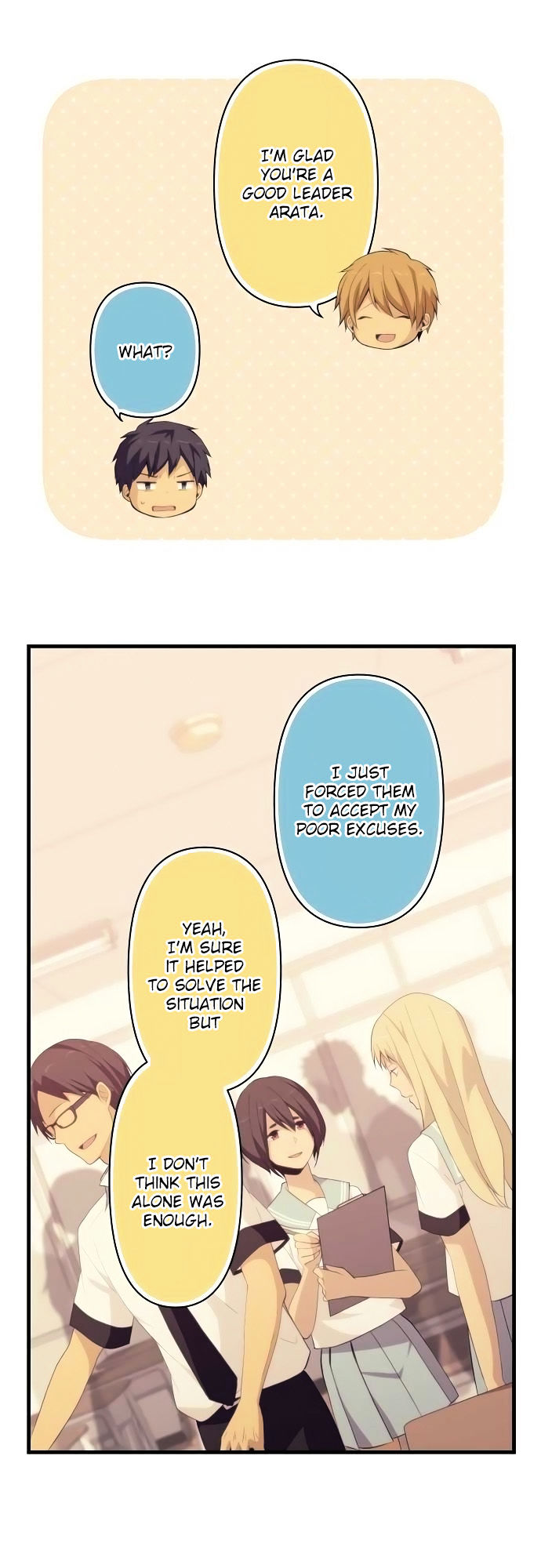 ReLIFE Chapter 137  Online Free Manga Read Image 10