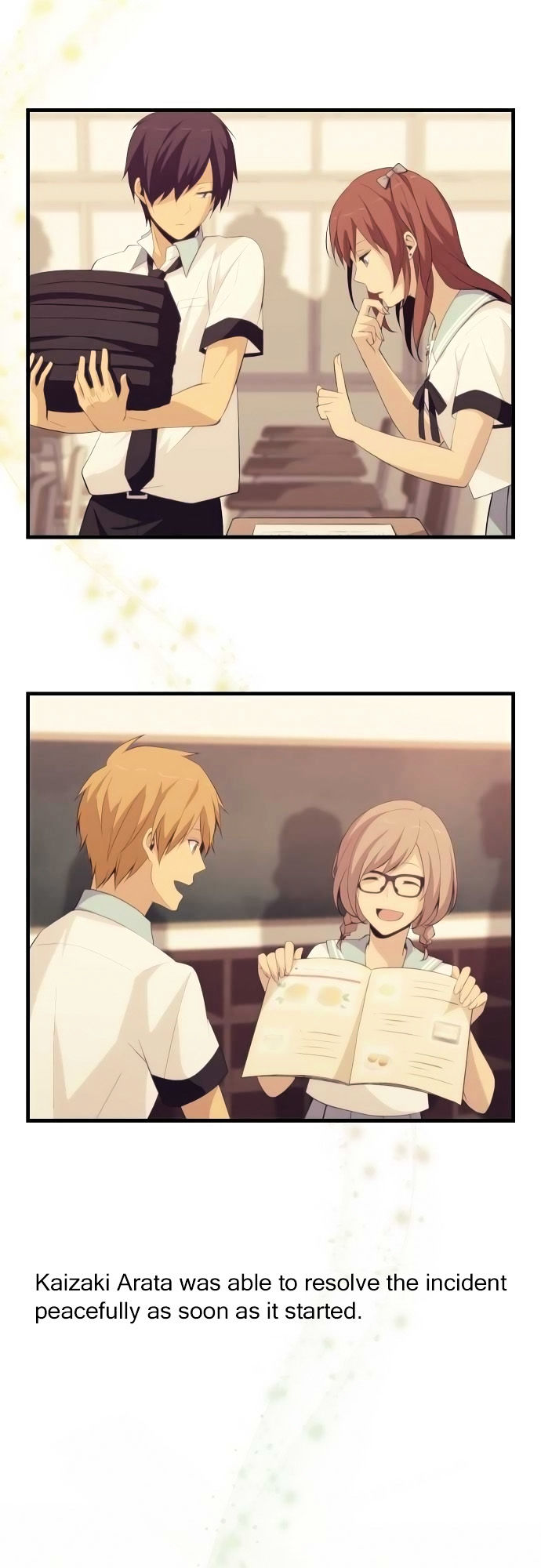 ReLIFE Chapter 137  Online Free Manga Read Image 14