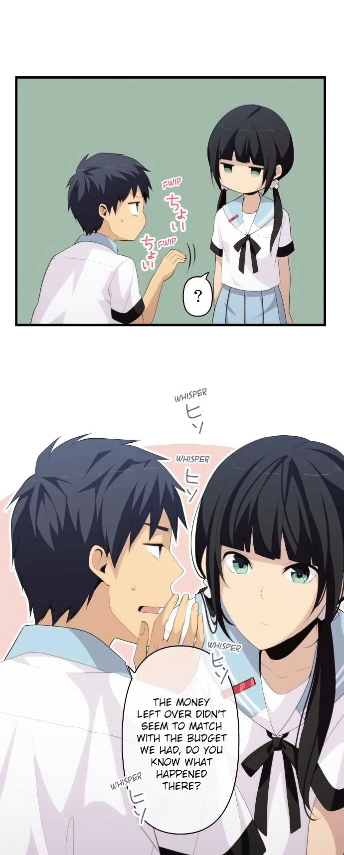 ReLIFE Chapter 137  Online Free Manga Read Image 20