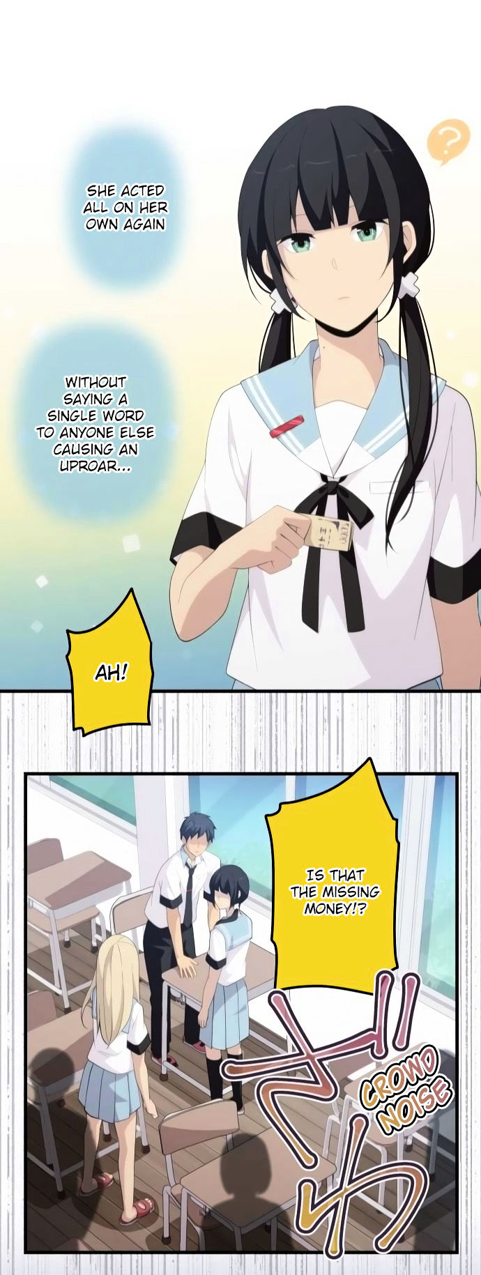 ReLIFE Chapter 137  Online Free Manga Read Image 23