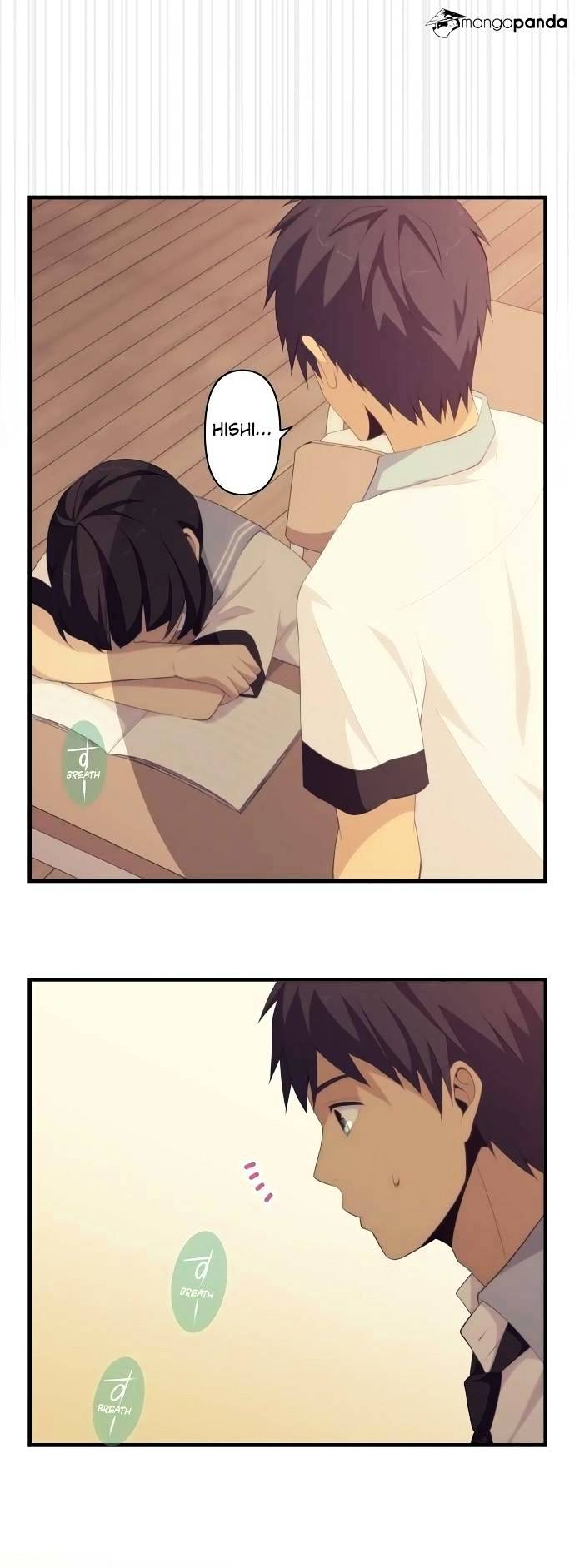 ReLIFE Chapter 139  Online Free Manga Read Image 16