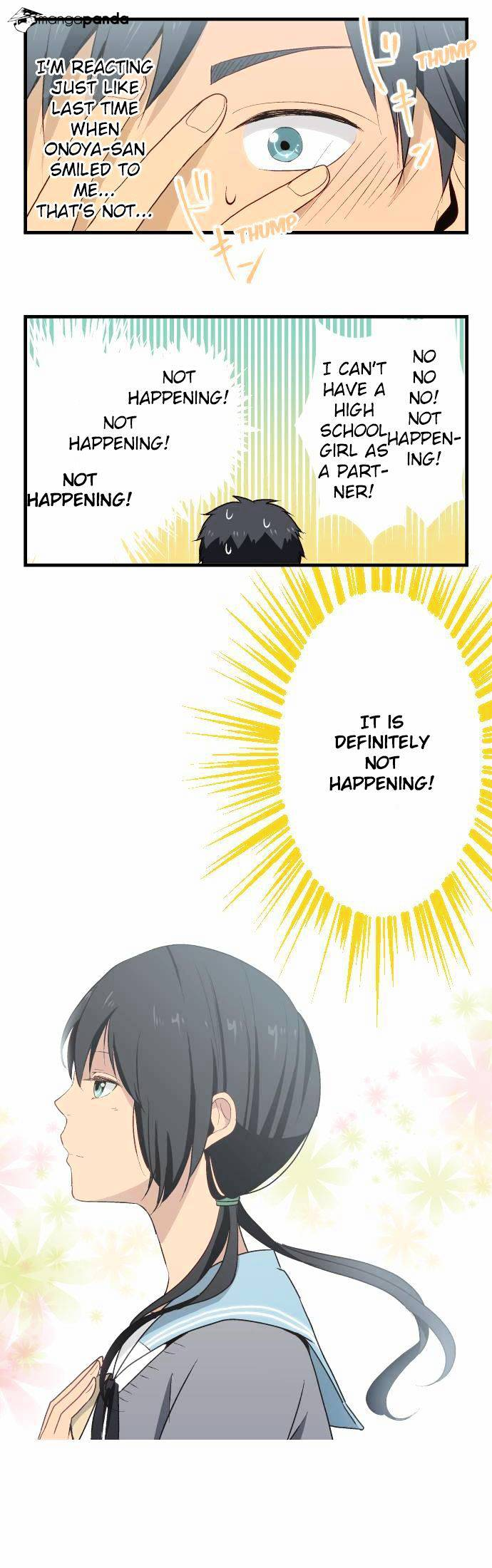 ReLIFE Chapter 14  Online Free Manga Read Image 18