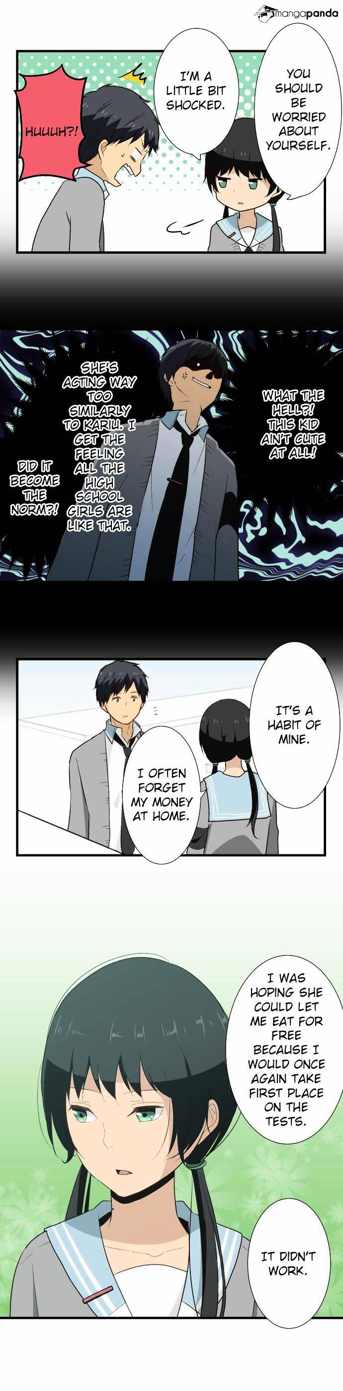ReLIFE Chapter 14  Online Free Manga Read Image 6